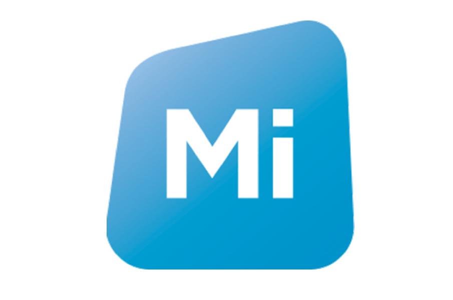 Min idrett (klikk logo)