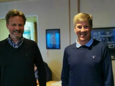 Nytt styre i Karmøy seilforening